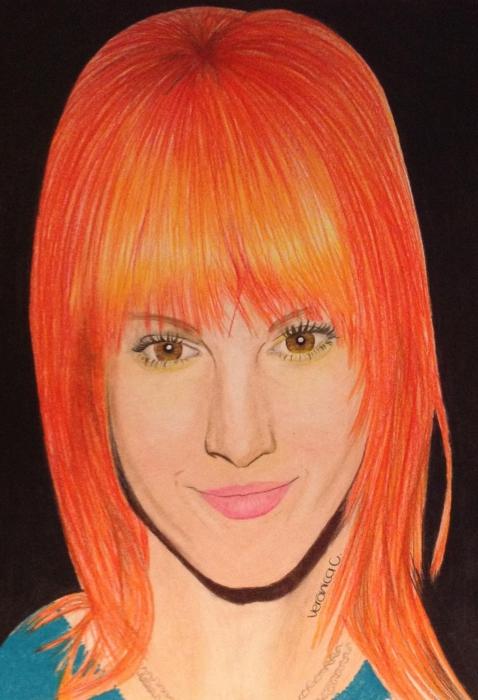 Hayley Williams por Veroniica009